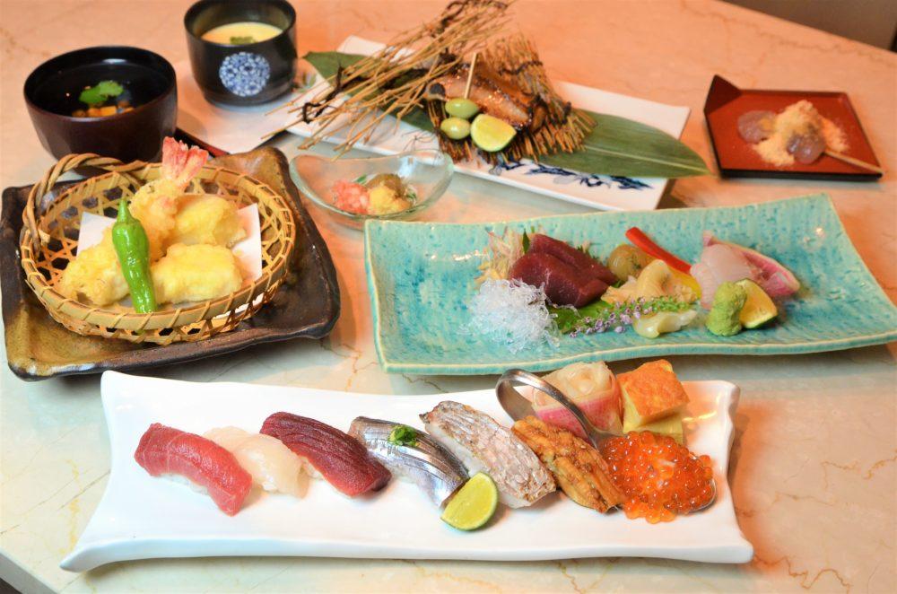 鮨匠Sakuraランチ特別ランチコース