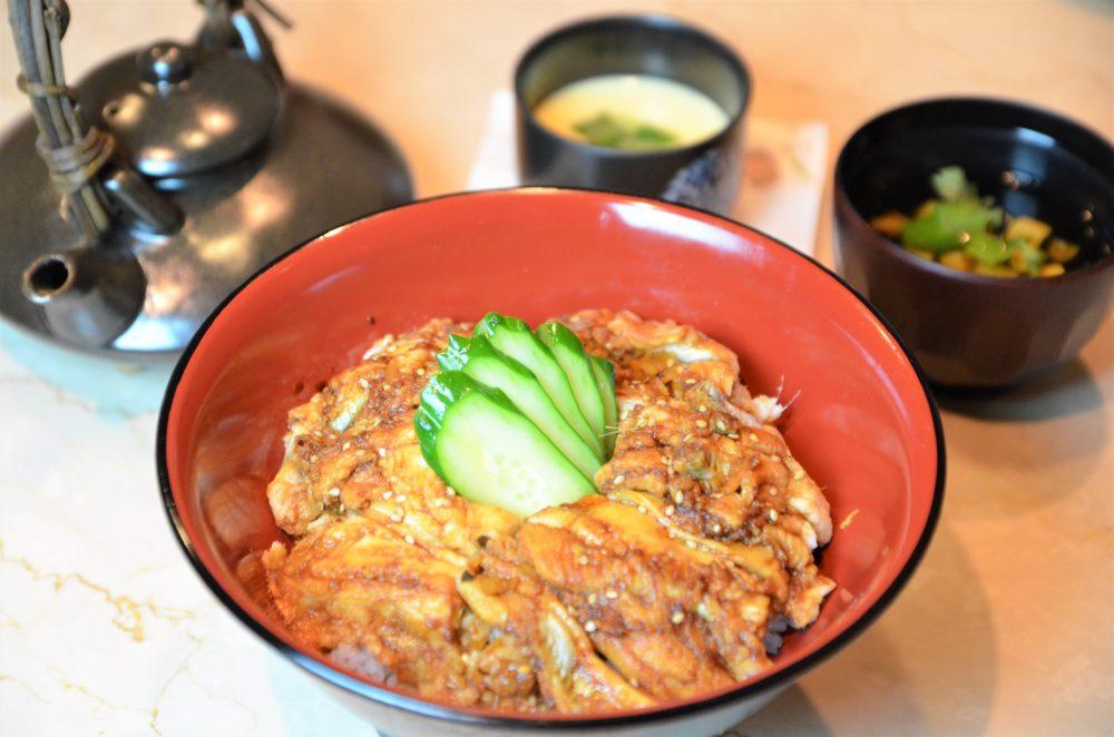 鮨匠Sakuraランチ穴子丼