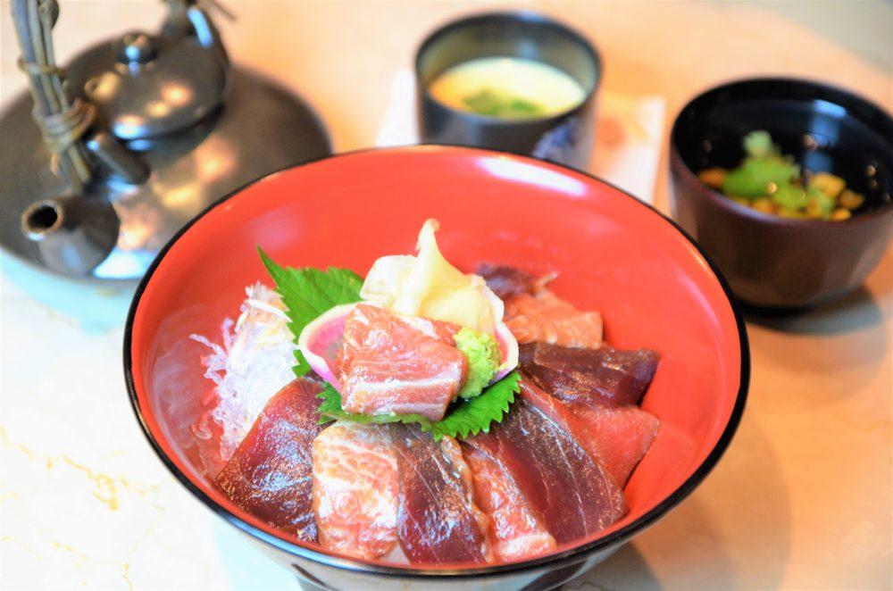 鮨匠Sakuraランチ本鮪漬け丼